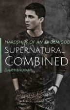Supernaturals combined by DhritiBhutani