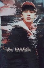 24 hours ; bts au (hungarian translation) by __vic-jpg