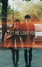 Let Me Love You/Texting by FabulousOfDarkness