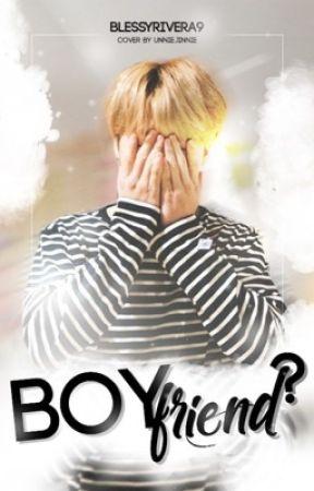 Boyfriend?  by BlessyRivera9