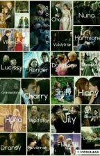 Harry Potter One Shots by SnufflesHufflepuff
