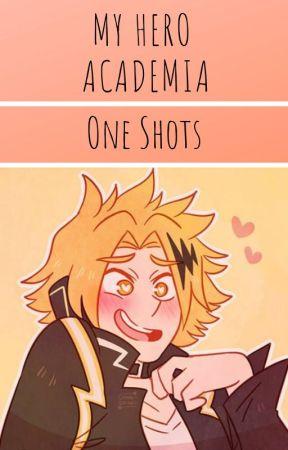 My Hero Academia ~ One Shots - |Hanta Sero x Reader