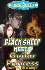 Black Sheep meets the Guitar Princess [on-going] by Dismal_Shadow