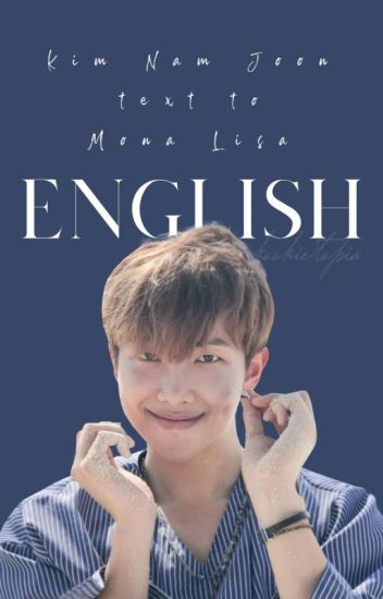 ❝english❞ :: namjoon [f]