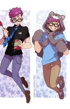 The New, Gay, Emo Kid (Sanders Sides Logicality & Prinxiety Fanfic) by InLoveWithAWaterMage