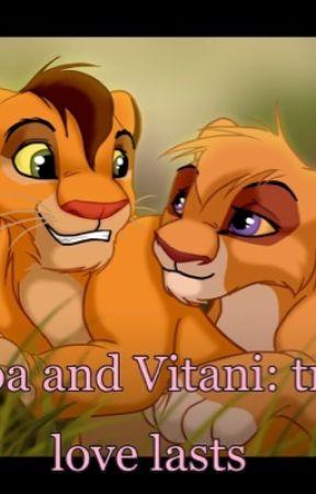 Kopa and Vitani: true love lasts by Brietjeee