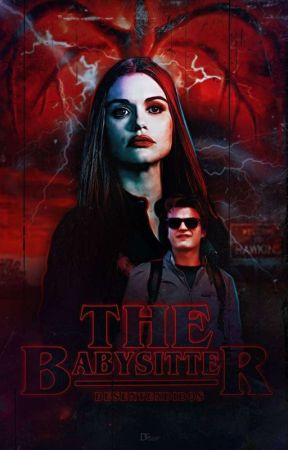 THE BABYSITTER ↯ STEVE HARRINGTON ( st ) by desentendidos