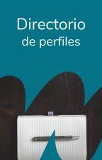 Directorio de Perfiles by NovelaJuvenilES