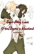 Back-Alley Love (Fem!Izuku x Kacchan) by kittyboo8