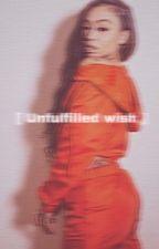 Unfulfilled Wish // XXXTENTACION  by backseatemo