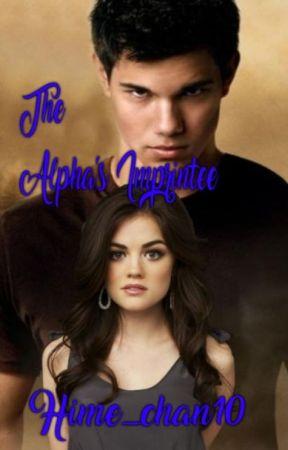 The Alpha's Imprintee [ Twilight Fanfic] - Ch  4 Pretty eyes