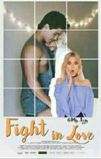 Fight in Love》Michaentina by Miss_blowing