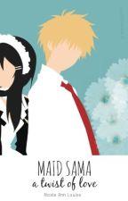 Maid Sama - A Twist of Love (OC x Usui) by CelestialLoner