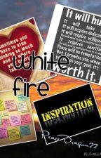 White Fire by PeaceDragon22