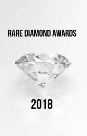 Rare Diamond Awards 2018  by TheRareDiamondAwards