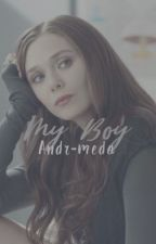 My Boy • Demetri Volturi by andr-meda