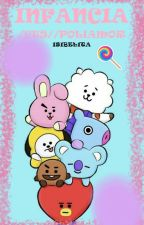 INFANCIA /BTS/ /POLIAMOR by isibelita