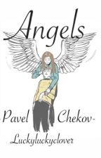 Angels (Pavel Chekov) by LuckyLuckyClover