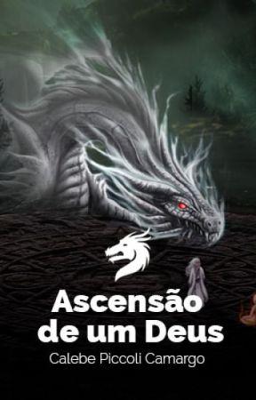 Ascensão de um Deus by calebe200