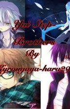 Yui Step-Brothers (Diabolik lovers) by kyrougaya-haru29