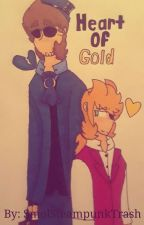 Heart of gold (UNDER EDITING) by SmolSteampunkTrash