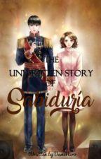 The Unwritten Story of Sabiduría by DameNero