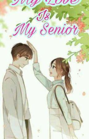 My Love Is My Senior by ulfaazlia