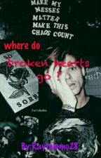 where do broken hearts go ? *LS*  by Raytommo28