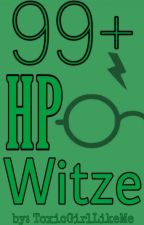 99+ Harry Potter Witze by ToxicGirlLikeMe