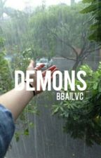 demons + harry by bbailvc