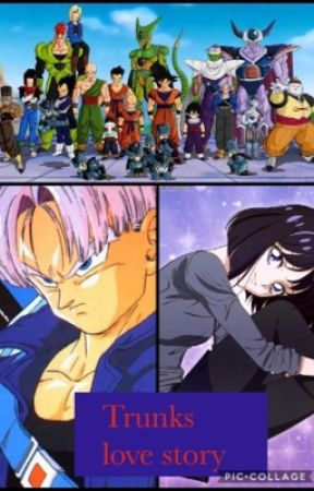 I'm here for you ( trunks love story)  by zavala2013