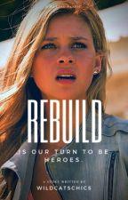 REBUILD ▷ YOUNG AVENGERS by wildcatschics