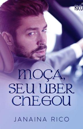 Moça, seu Uber chegou by JanainaRico