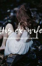 His ex-Wife : Misunderstandings Creating Voids (Unedited) by RosieJassie