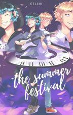 The Summer Festival // A Lukanette/Adrinette Story by celsin16