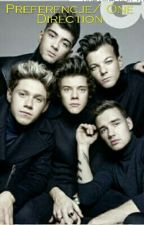 Preferencje/One Direction by wiolo1