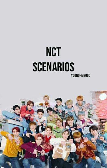 nct scenarios / threads  - hui  - Wattpad