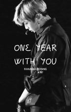 One Year With You | Kang Daniel by kaaangchoding