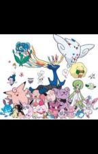 Pokémon fairy tale by klcj123