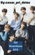 Gif reaction BTS by KimSonMi03