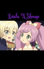 Pripara: Laala x Shougo  {On Hiatus} by didi4055