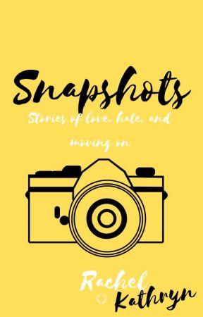 Snapshots by RachelKayWrites