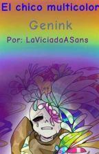 El Chico Multicolor | Genink by LaViciadaASans