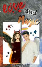 Love and Magic  by Karolita129