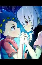 i do love you Shu x Valt by PrincessIceandLove