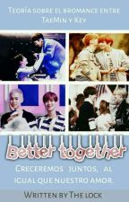 ☁ Better together ↪ [TaeKey]   by TheLock23