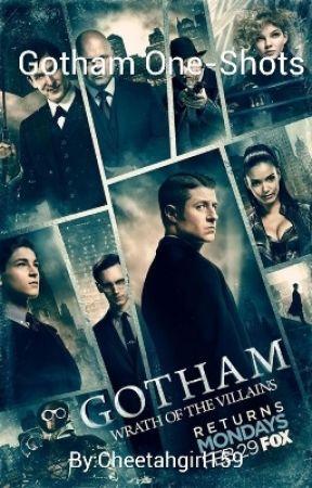 Gotham One-Shots (x Reader) - Jeremiah x Reader- Different
