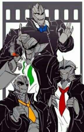 Transformers Lemons (TFP, RID, Bayverse, & TFA) - Starscream X