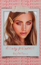 Disney Princess; Taylor Caniff by shawnftfer