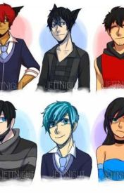 Aphmau Characters X Reader One-Shots and Fluff - Werewolf!Aaron X